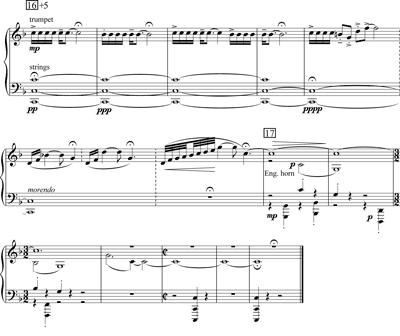 quiet city trumpet part pdf