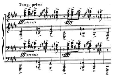 Rachmaninov prelude in c sharp minor analysis essay