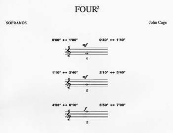 Mto 23 4 Andersen Approaches To Analysis And Performance In John Cage S Four